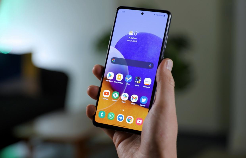Samsung Galaxy A72 review: fijn, compleet, maar iets te duur