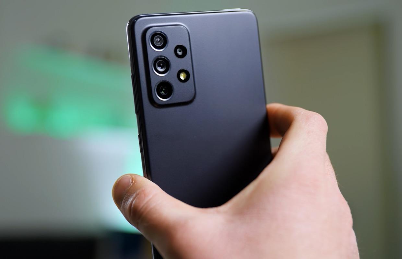 Gerucht: Samsung kiest voor 108 megapixel-camera bij Galaxy A73