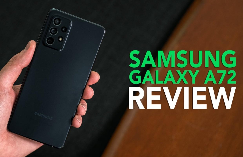 Videoreview: de Samsung Galaxy A72 is compleet, fijn en iets te duur