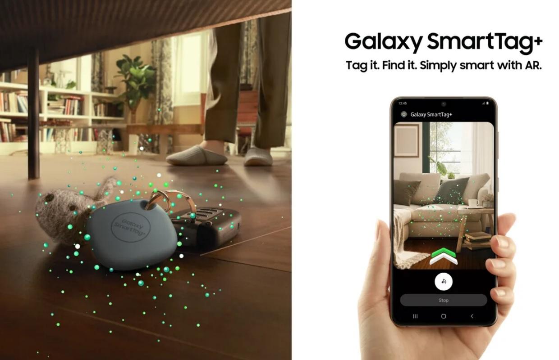 Samsung Smart Tag Plus officieel: spullen terugvinden met augmented reality