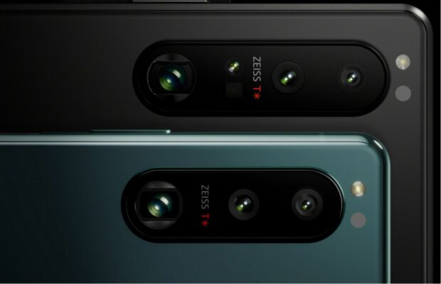 Sony Xperia 1 III en Xperia 5 III
