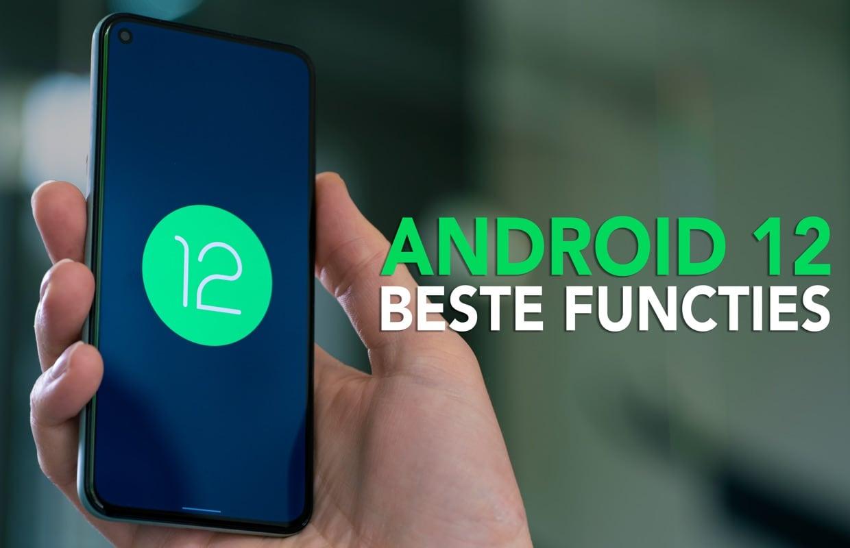 Video: de tofste Android 12-vernieuwingen op een rij