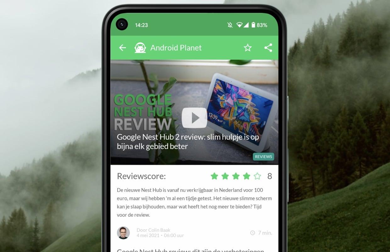 Het beste Android-nieuws: Google Nest Hub 2 en Samsung-telefoons gelekt