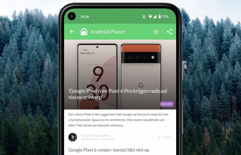 Het beste Android-nieuws: Google Pixel 6, Samsung en Google I/O 2021