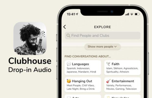 Beste android apps van de week clubhouse