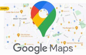 actualización de la vista en vivo de google maps