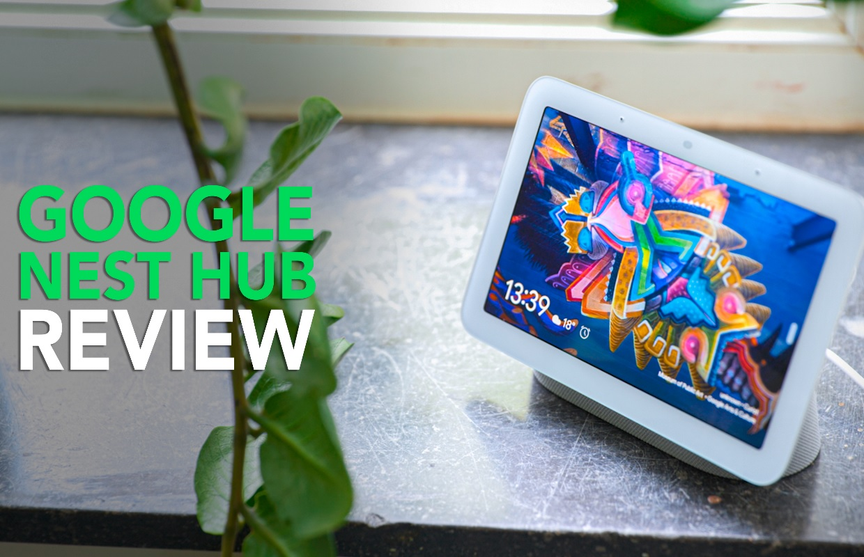 Video van de week: Google Nest Hub 2 review