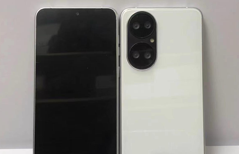 'Huawei P50-dummy toont bijzonder cameraontwerp'