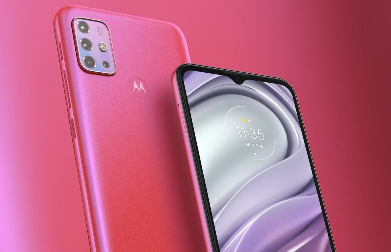 Motorola Moto G20 nu te koop in Nederland: accutopper met 90Hz-scherm