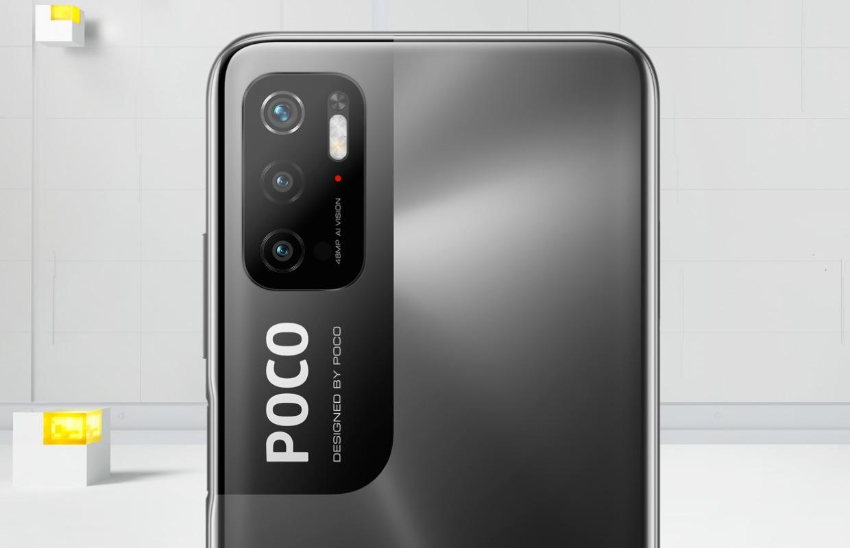 Poco toont M3 Pro: smartphone met drie camera's en 5G