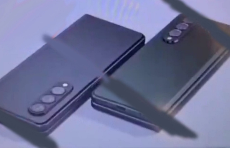 'Foto's Samsung Galaxy Z Fold 3 en Z Flip 3 laten niks aan verbeelding over'
