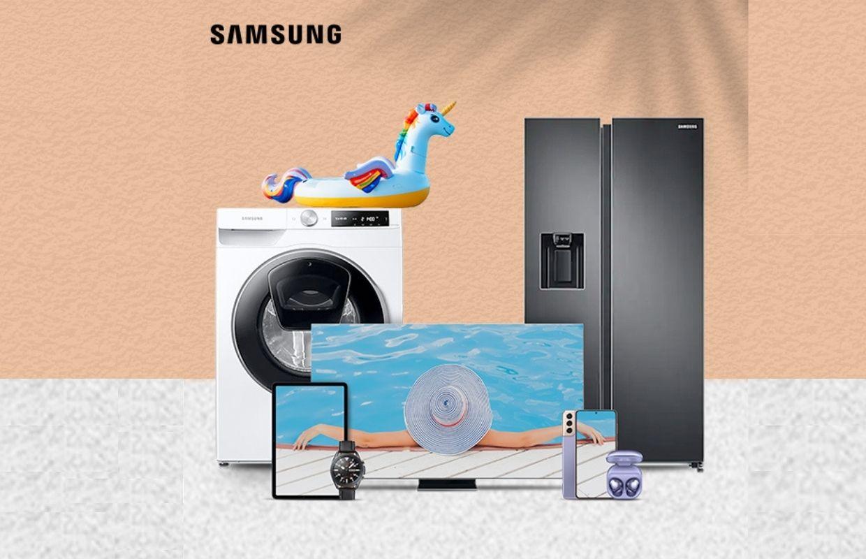 Vier de zomer met Samsung Deals: de beste deals en toffe acties (ADV)