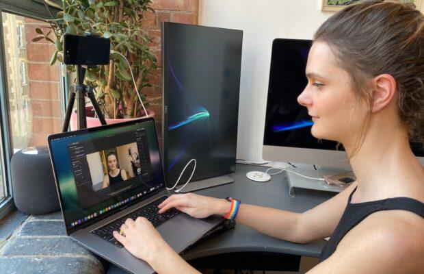 Telefoon als webcam gebruiken