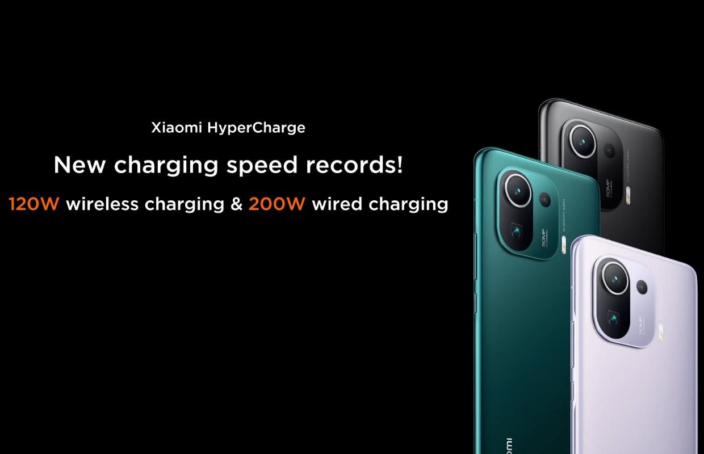 Xiaomi toont 200 Watt-snelladen: telefoon vol in paar minuten
