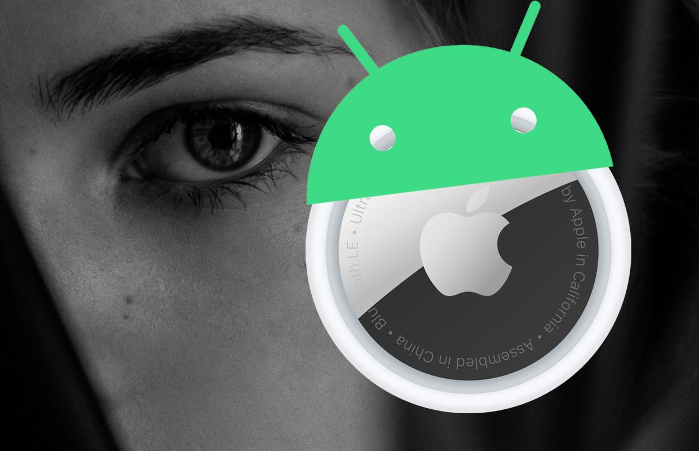 Toekomstige Android-app voor Apples AirTag beschermt je tegen stalkers