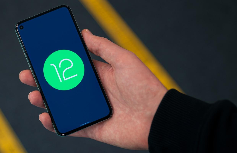 'Android 12 wordt op 4 oktober uitgebracht'