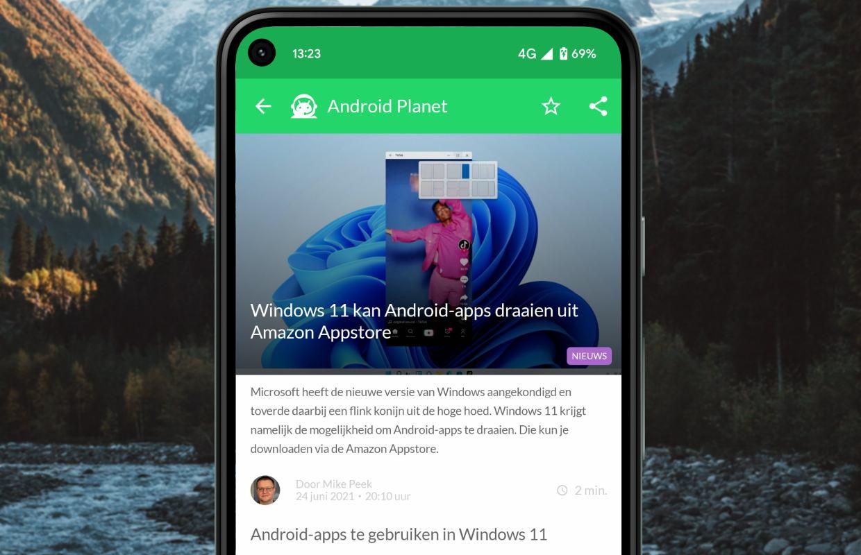 Het beste Android-nieuws: Android 12, Samsung S22 en Huawei P50