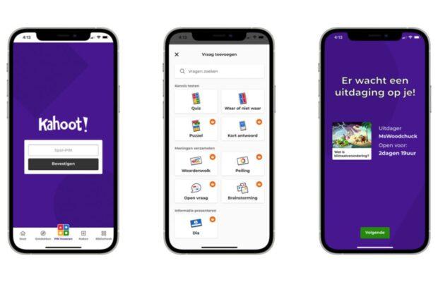 Beste Android-apps van de week Kahoot!