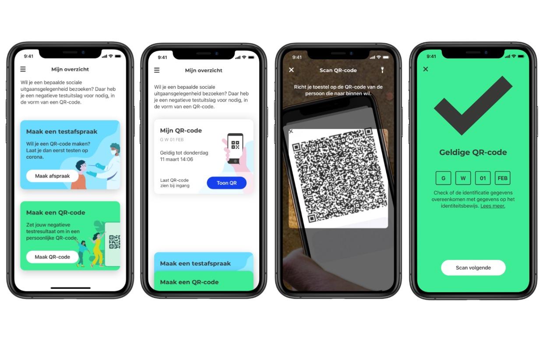 Column: Apps helpen ons uit de coronacrisis en er weer in
