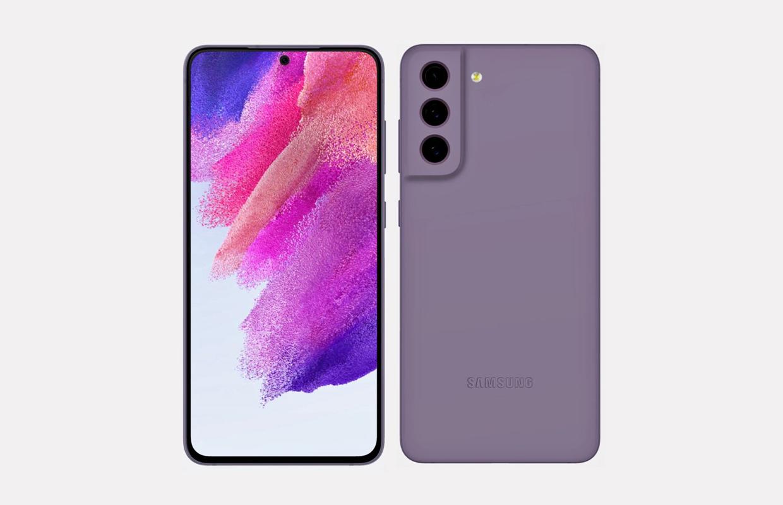 'Ontwerp en kleuren van Samsung Galaxy S21 FE te zien op gelekte renders'