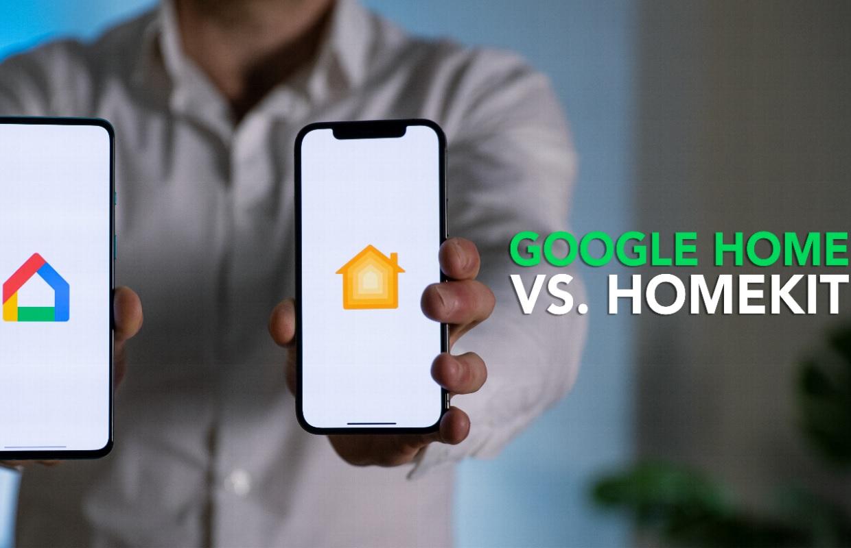 Video van de week: Google Home vs Apple HomeKit
