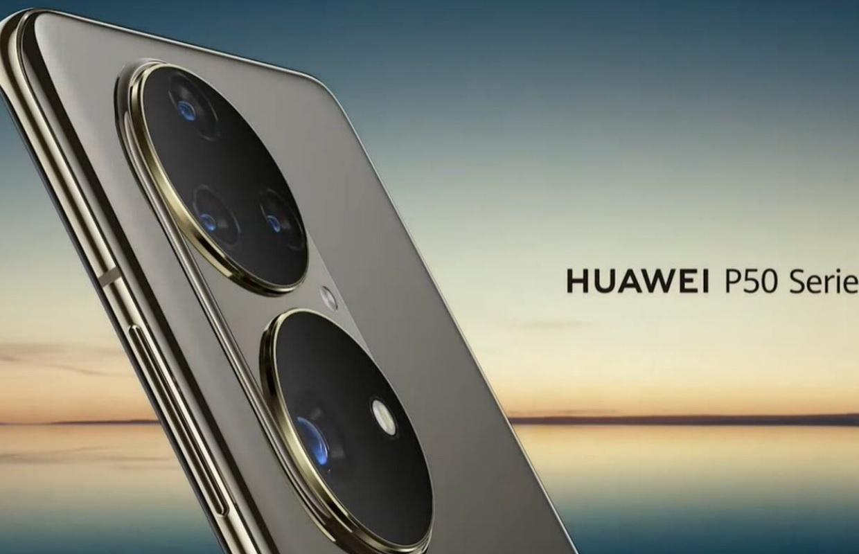 Huawei toont P50: toestel krijgt immense cameramodules