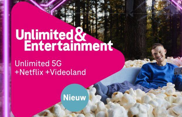 T-Mobile netflix kijken