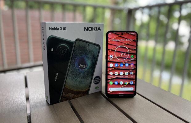 Nokia X10 review