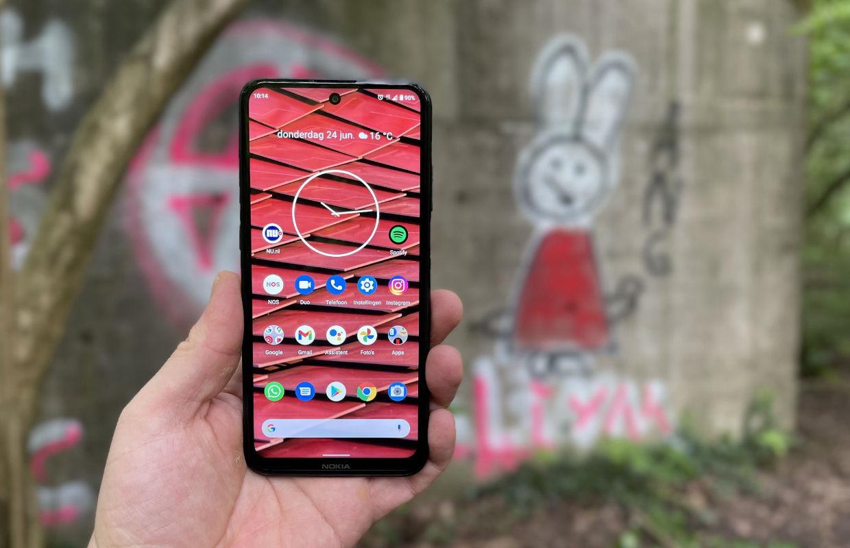 Nokia X10 review: flets toestel biedt te weinig waar voor je geld