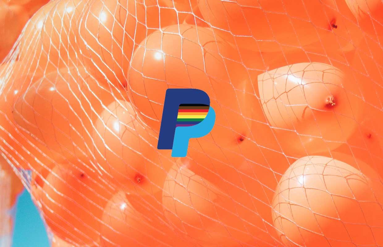 Column: Liever een oranje juichcape dan een regenbooglogo van PayPal