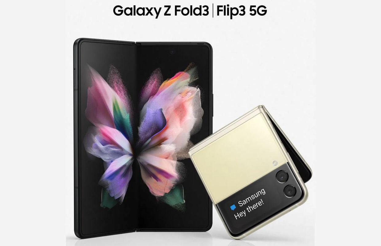 'Renders tonen Samsung Galaxy Z Fold 3 met S Pen en Galaxy Z Flip 3'