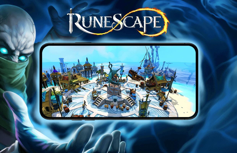 Download: RuneScape nu te spelen op je Android-telefoon
