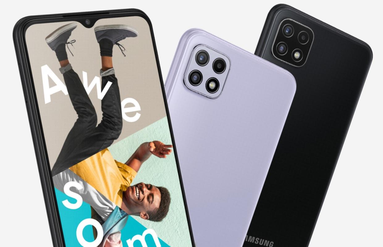 Samsung Galaxy A22 5G officieel: dit moet je weten over de smartphone