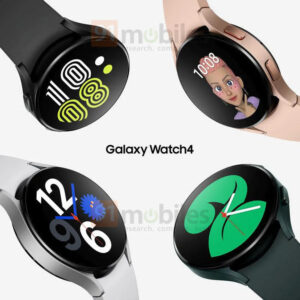 Samsung Galaxy Watch 4 renders