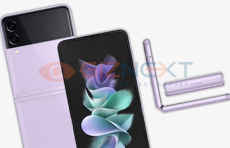 'Samsung Galaxy Z Flip 3 gelekt: check het nieuwe design'