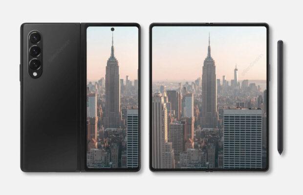 Samsung Galaxy Z Fold 3 release
