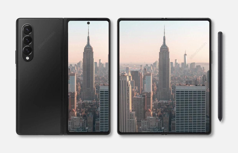 'Samsung Galaxy Z Fold 3 en Z Flip 3 zijn al in massaproductie'