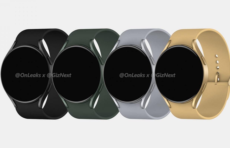 'Zo ziet de eerste Samsung-smartwatch met Wear OS eruit'