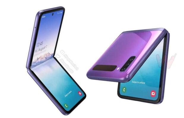Samsung Galaxy Z Flip 3 concept