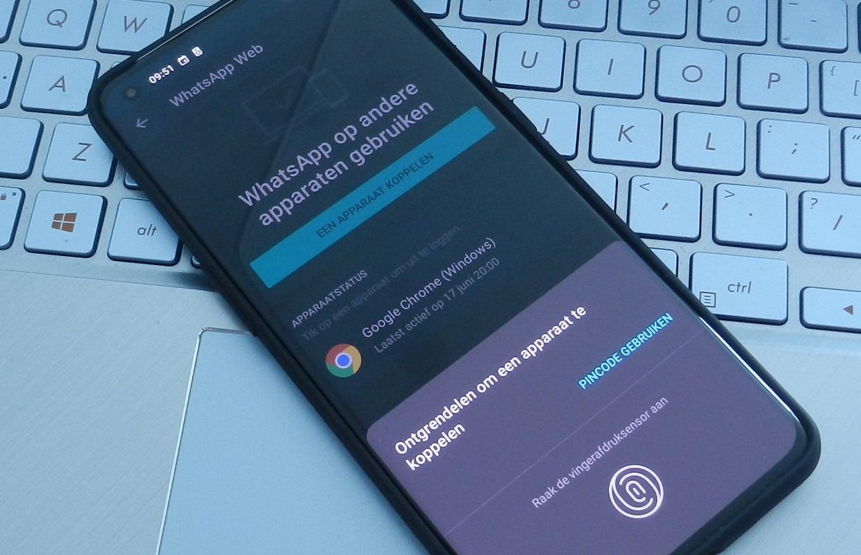 WhatsApp Web en Desktop vanaf nu extra beveiligd: zo werkt het