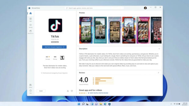 Windows 11 Android-apps