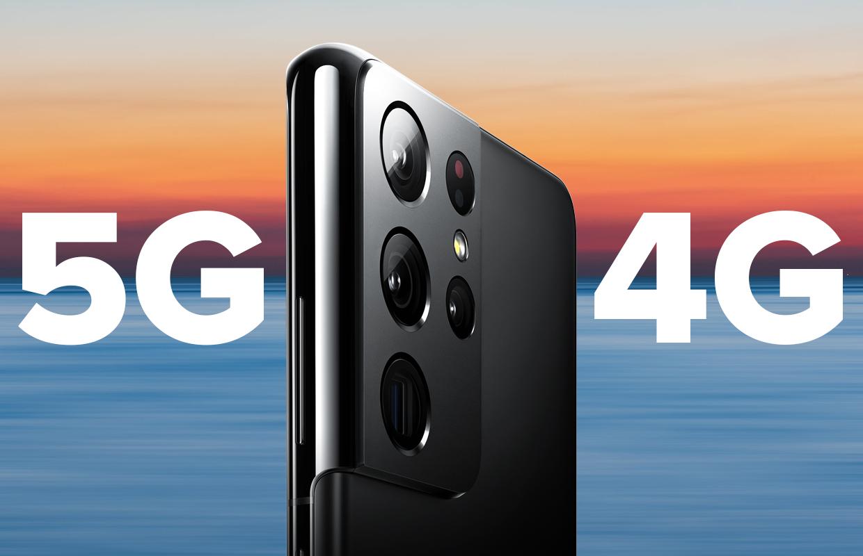 Wisselen tussen 5G en 4G op je smartphone: zo doe je dat