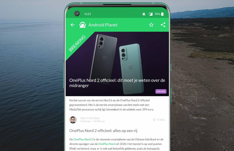 Het beste Android-nieuws: OnePlus Nord 2 officieel en Toddler-malware