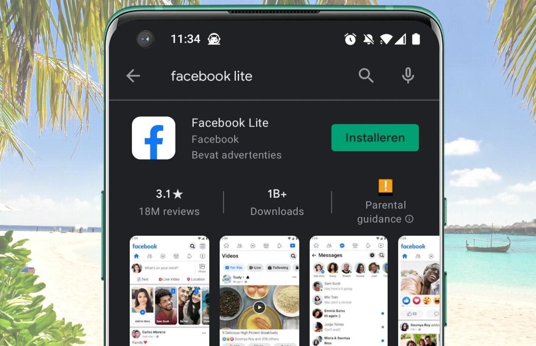 4 voordelen van Lite-apps voor op vakantie (en de beste apps op een rij) (+ video!)