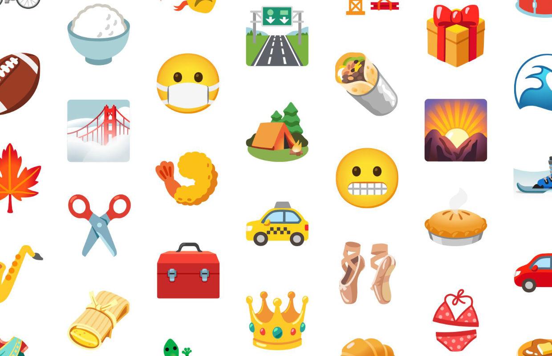 Google komt met nieuw design voor bijna 1000 emoji