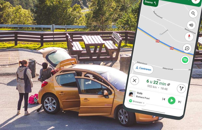 5 verstopte Google Maps-features die je reis makkelijker maken