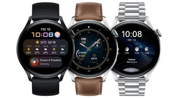 Huawei Watch 3-family
