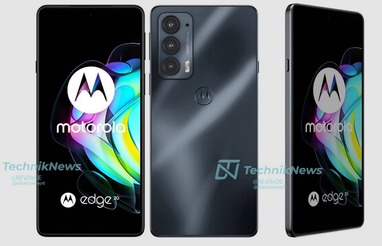 'Groot Motorola Edge 20-lek laat niks meer aan de verbeelding over'