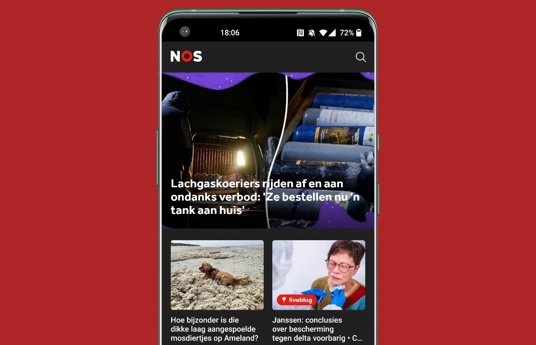 NOS-app review: de fijnste manier om het nieuws te volgen
