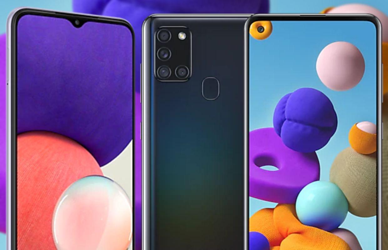 Samsung Galaxy A22 5G vs Galaxy A21s: de 5 belangrijkste verschillen